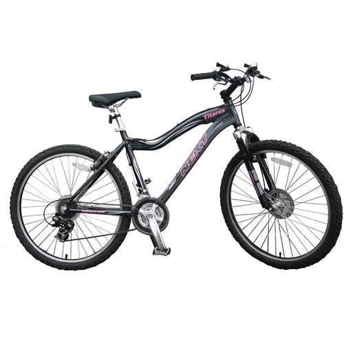 "26"" Titania Women's Aluminum Mountain Bike"
