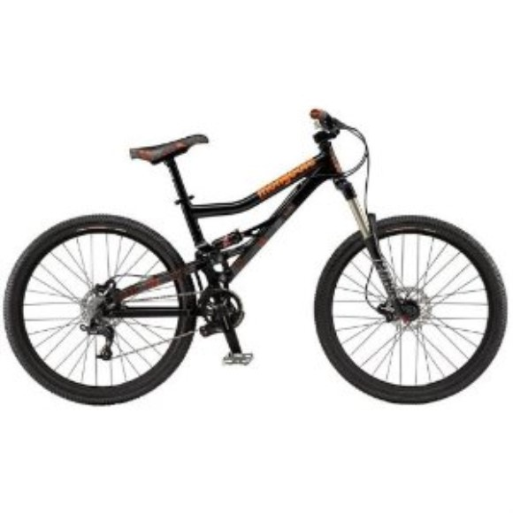 2010 Mongoose Nugget Mountain Bike