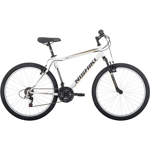 Nishiki Pueblo 26 Men's Front Suspension Mountain Bike