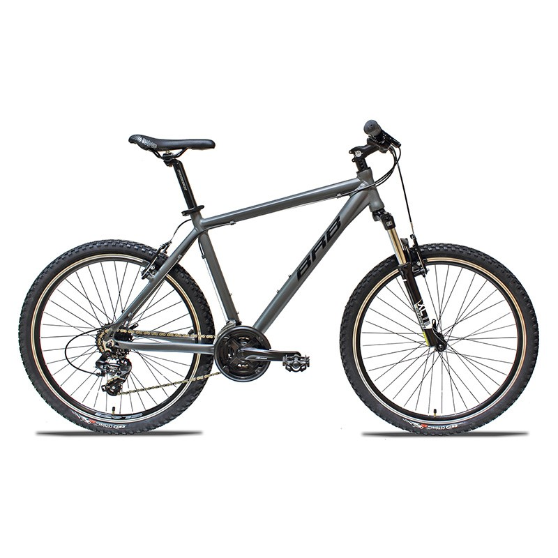 Forge Edgmont Path and Mountain Frame Bike - 17.5