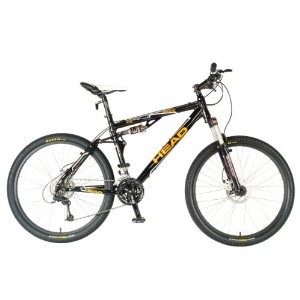 Head Seek Dual-Suspension Mountain Bike