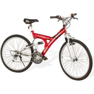 Honda Racing 18-speed Mountain Bike