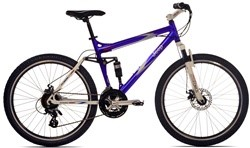 JEEP Cherokee Full Suspension 24 Speed Mountain Bike