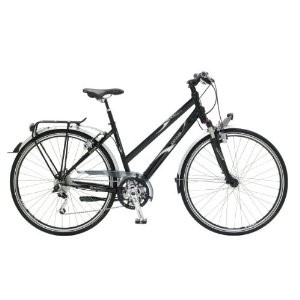 Kettler Ladies Black Light Pro Trekking Bike