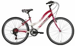 "Lombardo Kalahoo 24"" Women's 21Speed Italian Mountain Bike"