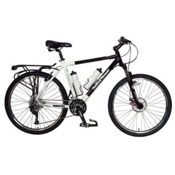 Smith and Wesson Tactical Police Force Mountain Bike 22