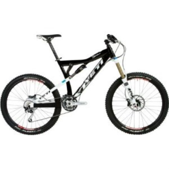 Yeti Cycles AS-R 7 Race - RP23 - 2011
