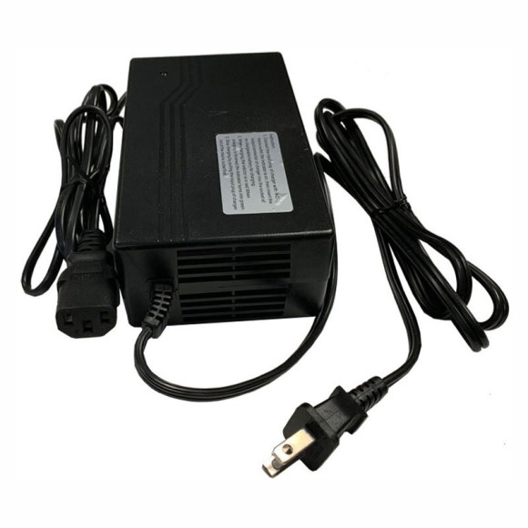 48v Battery Charger for MotoTec 1200w Electric Trike