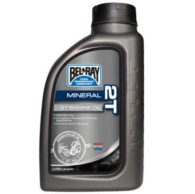 Bel-Ray 2T Mineral Engine Oil, Part #172-113