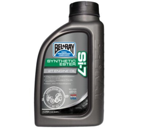 Bel-Ray Si-7 Full Synthetic 2T Engine Oil, Part #172-124