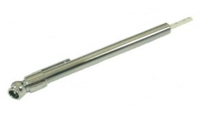 Chrome Pencil Tire Gauge, Part #172-45