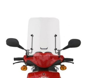 Slipstreamer Scoot 30 Windshield, Part #172-87