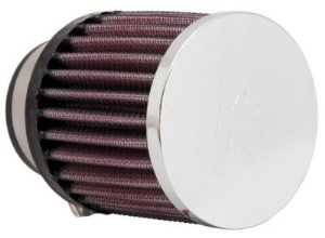 K&N Round Straight Universal Air Filter, Part #230-31