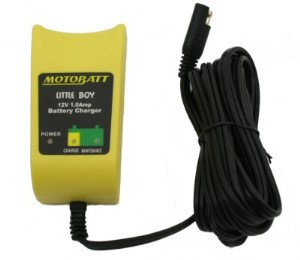 MotoBatt 12v Battery Charger, Part #210-26