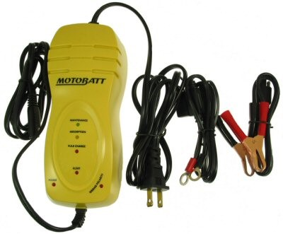 MotoBatt 12v Battery Charger, Part #210-27