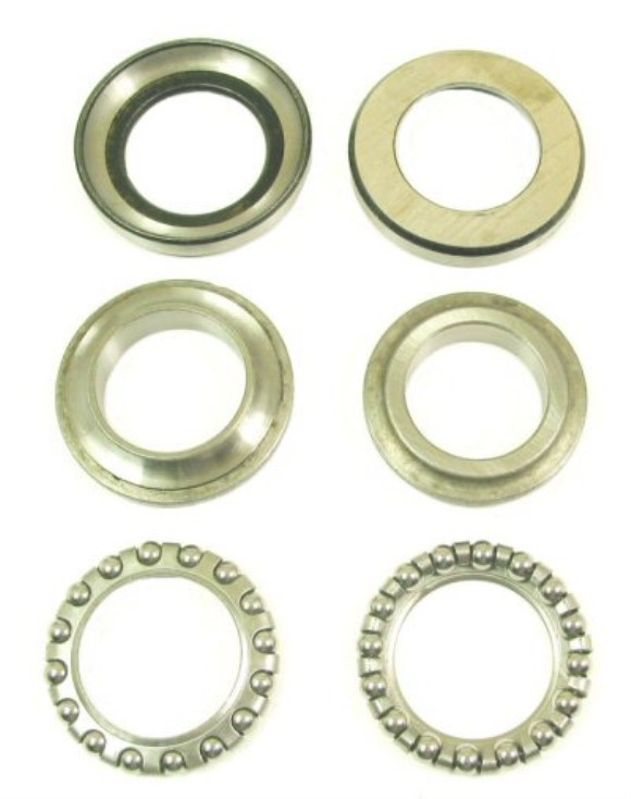 Dirt Bike Front Fork Cup & Bearing Set, Part #173-21