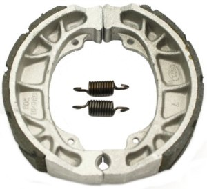 Hoca QMB139 Brake Shoes, Part #169-321