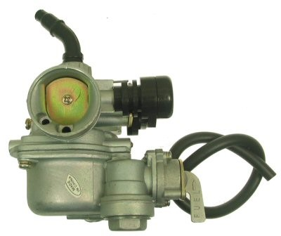 4-stroke PZ17 Dual Feed Carburetor, Part #114-25