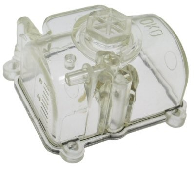 Hoca PWK Transparent Float Bowl, Part #114-45