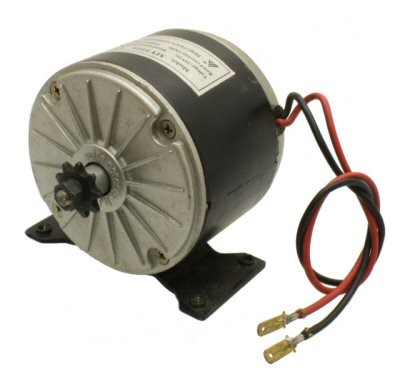 24V, 250W Electric Motor, Part #220-21
