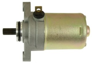 2-Stroke Starter Motor 9 Splines, Part #161-207