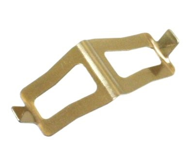 Front Disc Brake Pad Support Tab, Part #100-136