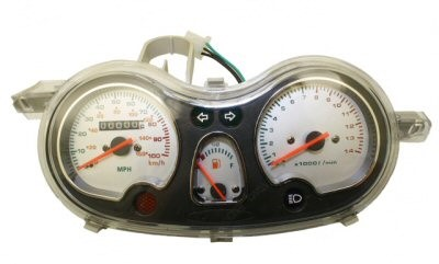 Speedometer Assembly Type-1, Part #100-37