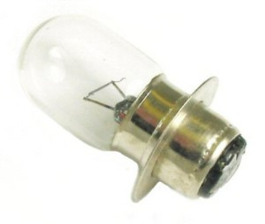 24v 10w Headlight Bulb, Part #138-39