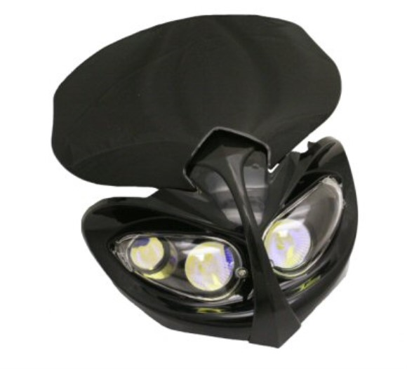 Universal Head Lamp, Part #138-48