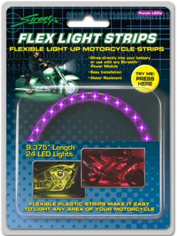 StreetFX LED Flex Light Strips, Part #138-75