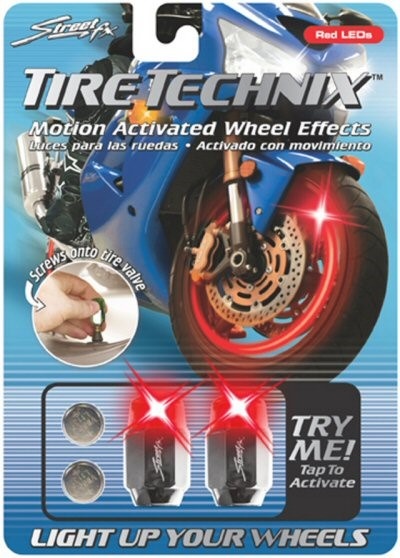 StreetFX Tire Technix Hex, Part #138-79