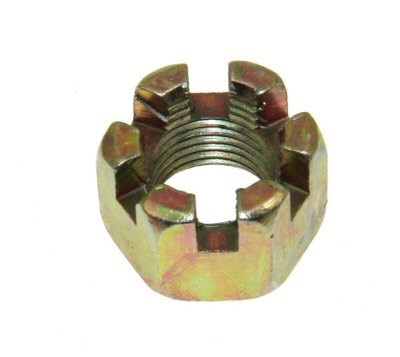 M16x1.50 Slotted Nut, Part #175-7