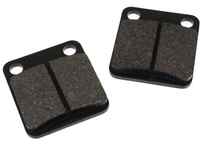 Hoca High Friction Front Disc Brake Pads, Part #169-107