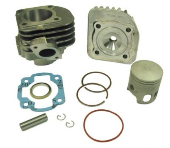 Hoca 70cc 2-stroke Big Bore Kit 12mm Piston Pin, Part #169-153