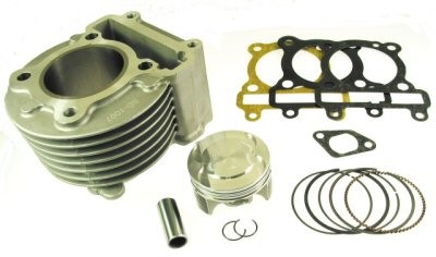 Samurai 58.5mm Big Bore Cylinder Kit, Part #169-213