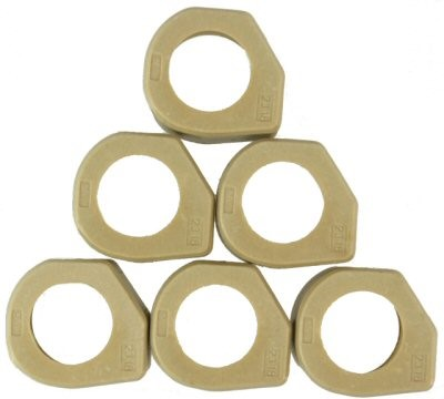 Dr. Pulley 23x18 Sliding Roller Weights, Part #169-219