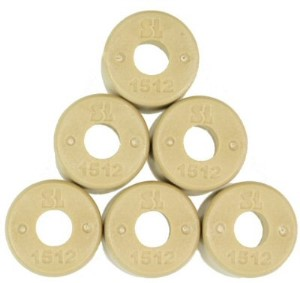 Dr. Pulley 15x12 Round Roller Weights, Part #169-236