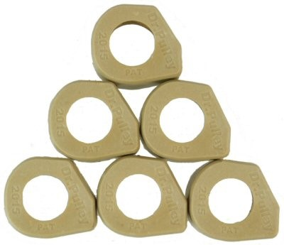 Dr. Pulley 20x15 Sliding Roller Weights, Part #169-259