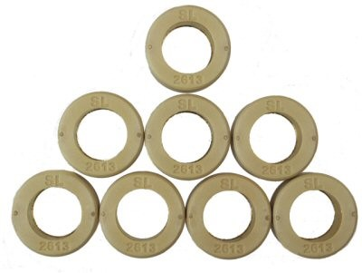 Dr. Pulley 26x13 Round Roller Weights, Part #169-287