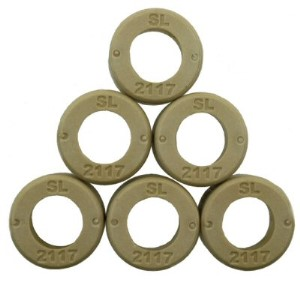 Dr. Pulley 21x17 Round Roller Weights, Part #169-327