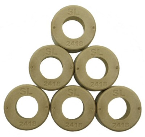 Dr. Pulley 24x18 Round Roller Weights, Part #169-329