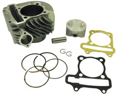 Hoca GY6 63mm Big Bore Cylinder Kit, Part #169-53