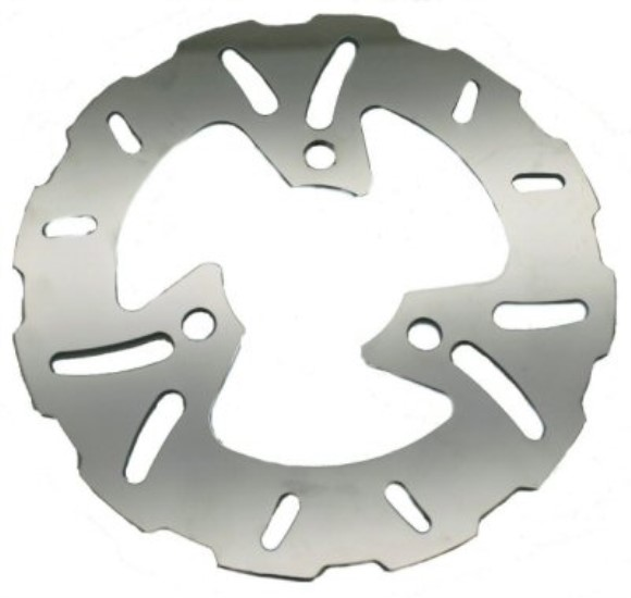 Performance Rear Brake Rotor, Part #169-66