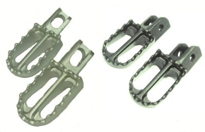 Dirt Bike Foot Peg Set, Part #207-3