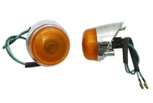 Retro Front Turn Signal Set, Part #171-11