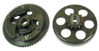 Clutch Assembly, Part #148-134