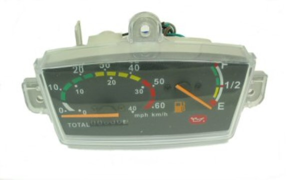 Speedometer Assembly, Part #148-216