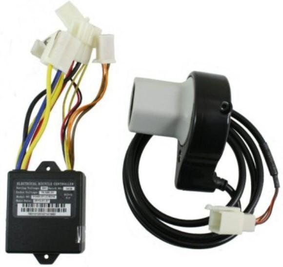 Razor E100 E125 E150 Electrical Kit Part 119 179 Razor