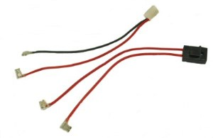 MX350 Wire Harness, Part #119-97