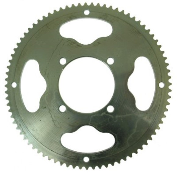 80 Tooth Rear Sprocket, Part #127-1